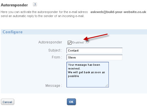 1and1-autoresponder-message