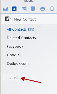 How to Add Contacts to Yahoo Mail