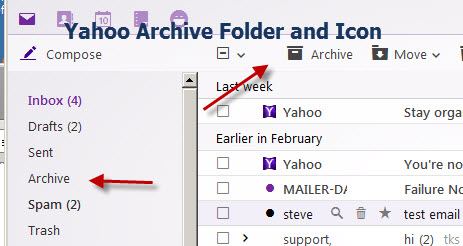 Yahoo-mail-archive