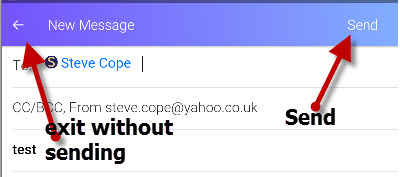 Yahoo-mobile-send-email