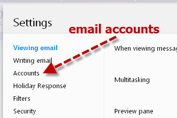 Yahoo-settings-accounts