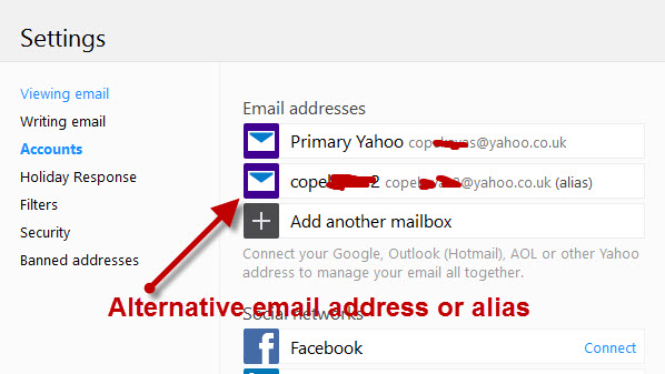How to Change Your Yahoo Email Address