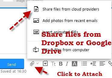 How to Use Yahoo Mail with Dropbox