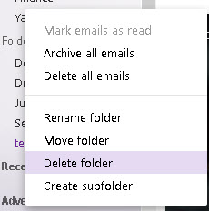 delete-folder-yahoo-mail