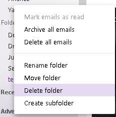 delete-folder-yahoo-mail