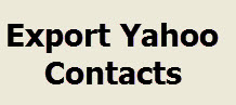 export-yahoo-contacts