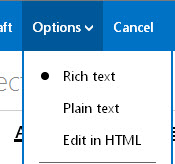 outlook.com-options-rich-text
