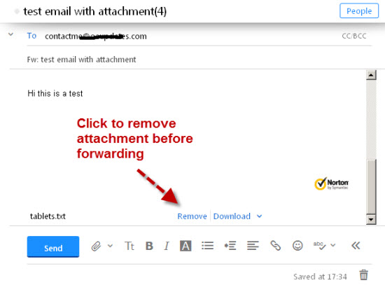 remove-attachment-forward-email