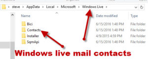 windows-live-mail-contacts-location